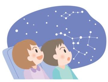 「病院がプラネタリウム星空体験」参加無料・要事前予約@横浜ラポール