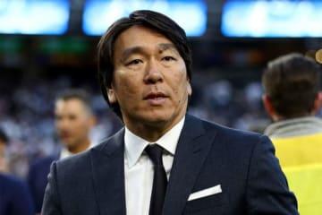 巨人、ヤンキースなどで活躍した松井秀喜氏【写真:Getty Images】
