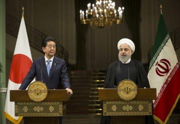 中東地域の緊張緩和へ役割を果たしたい 安倍晋三首相