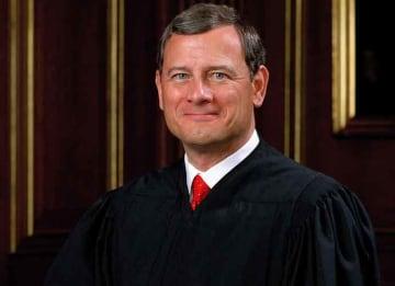 Supreme Court Chief Justice John Roberts