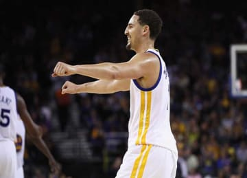 Klay Thompson Scores 60 Points in Warriors' Win vs Pacers