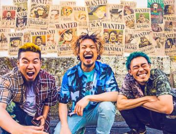 『劇場版 ONE PIECE STAMPEDE』主題歌を担当するWANIMA - (C)尾田栄一郎 / 2019「ワンピース」製作委員会