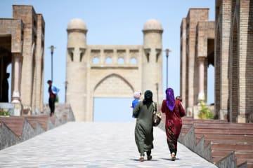 ギサール城を訪ねて タジキスタン