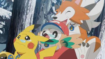 「ポケットモンスター サン&ムーン」の「ピカチュウのドキドキ探検隊!」の一場面(C)Nintendo・Creatures・GAME FREAK・TV Tokyo・ShoPro・JR Kikaku (C)Pokemon