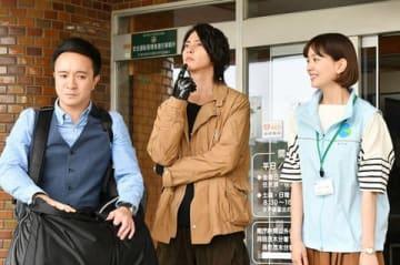 連続ドラマ「インハンド」第10話の場面写真 (C)TBS