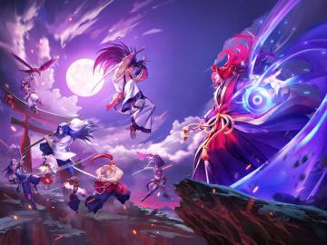 『侍魂オンラインー朧月伝ー』2019年配信決定!『サムスピ』をモチーフとした3DアクションMMORPG