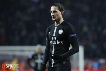 PSG退団のラビオがユベントスとの交渉を認める