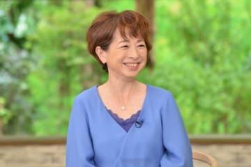 6月15日に放送されるトーク番組「サワコの朝」に出演する阿川佐和子さん=MBS提供