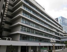 神戸市教委が入る神戸市役所3号館=神戸市中央区加納町6