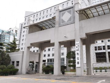 中国外交部、米臨時代理大使呼び出し 香港への口出しに厳重申し入れ