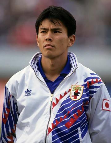 1992年11月AFCアジアカップグループリーグ最終戦イラン戦の福田正博選手
