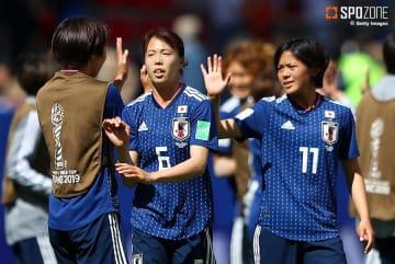 2点先行したなでしこジャパンが大会初勝利