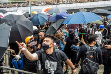 Photo: Todd R. Darling/HKFP.