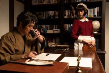 7月5日放送の「LIFE!~人生に捧げるコント~」に出演が決まった杉咲花さん(右) (C)NHK