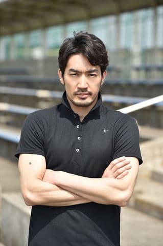 7月から放送される連続ドラマ「ノーサイド・ゲーム」に出演する大谷亮平さん(C)TBS
