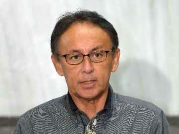沖縄県の玉城デニー知事