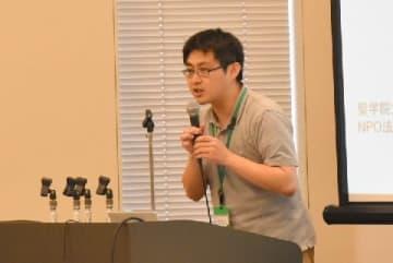 藤田孝典さん(2019年6月12日、東京都内、弁護士ドットコム撮影)