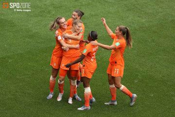 エースの2得点などでオランダが決勝T進出