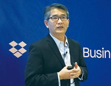 マーカス・ロウHead of Asia Pacific&Japan-SMB and Channels