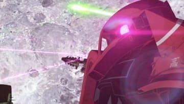 テレビアニメ「機動戦士ガンダム THE ORIGIN 前夜 赤い彗星」の第8話「ジオン公国独立」の一場面(C)創通・サンライズ