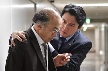 連続ドラマ「集団左遷!!」第9話のシーンカット(C)TBS