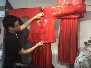 中国・マレーシア民間文化交流展 天津で開幕