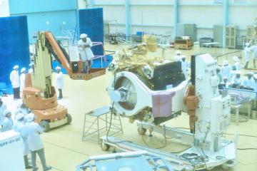 インド、独自の宇宙ステーション建設へ