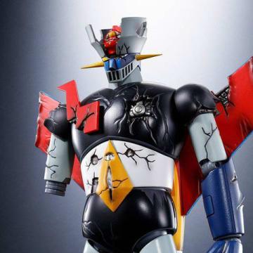 「マジンガーZ」のマジンガーZの玩具「超合金魂 GX-70SPD マジンガーZ D.C.ダメージver. アニメカラー」(C)ダイナミック企画・東映アニメーション