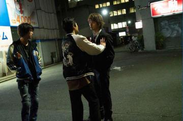 連続ドラマ「都立水商!~令和~」の第7話場面写真 (C)「都立水商!~令和~」製作委員会・MBS