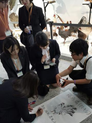 日本の大学生代表団が訪中、中国文化の奥深さと細やかさを体感