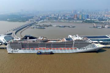 中国人の夏の海外旅行 「クルーズ」人気が急上昇