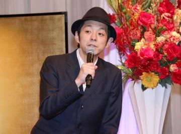 NHKの大河ドラマ「いだてん~東京オリムピック噺~」の脚本家・宮藤官九郎さん