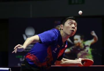 許キンが台湾の17歳下し3冠達成<ライオン卓球ジャパンOP荻村杯・男子単>
