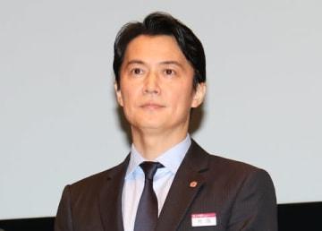 連続ドラマ「集団左遷!!」で主演を務めている福山雅治さん