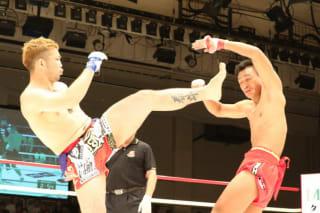 渡慶次(左)が12大会連続出場