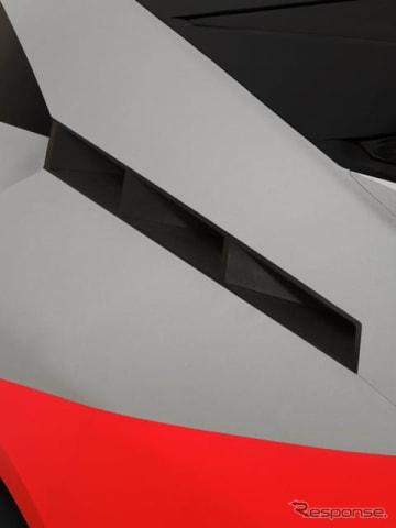 BMW ヴィジョン M ネクスト のティザーイメージ