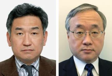 武内良樹氏(左)、岡本薫明氏