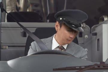 日野自動車 大型観光バス「セレガ」を一部改良 ドライバーモニターII 運転姿勢・顔向き検知