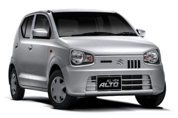 スズキ、パキスタンで新型「アルト」を発売
