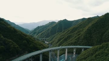 扎隆溝と碾伯鎮を結ぶ道路が開通 貧困地域の交通状況も改善 青海省