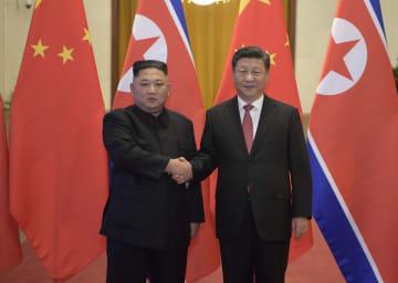 【速報】習近平氏、朝鮮を公式訪問へ