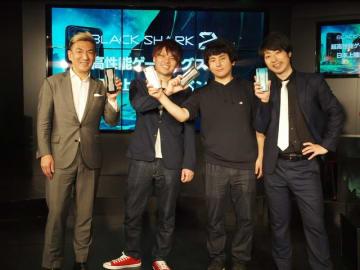 ゲームプレイに特化したハイスペックモバイル、「Black Shark 2」の日本上陸記念イベント開催!