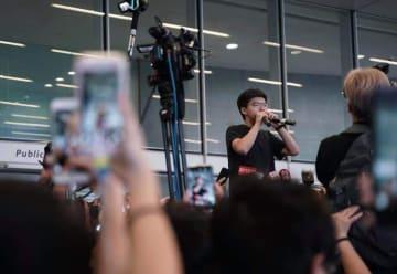 Joshua Wong. Photo: Joshua Wong/Facebook.