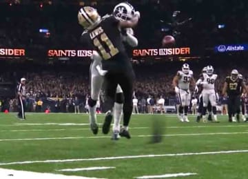 Rams beat Saints 26-23 in OT in NFC Championship Game 2019