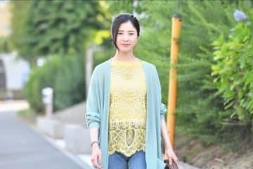 ドラマ「わたし、定時で帰ります。」で主演を務める女優の吉高由里子さん(C)TBS