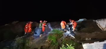 四川省宜賓市長寧県でM6・0の地震