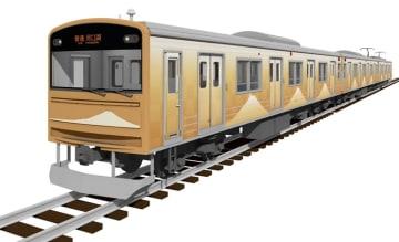 中間車クハ化顔のもと八高線205系が富士急6000系に、しかもクハ化からのクモハ化?