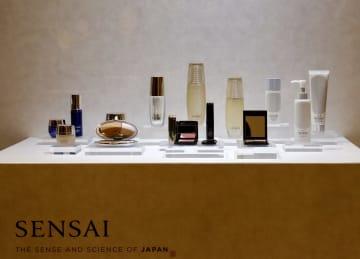 カネボウ化粧品、欧州展開ブランド「SENSAI」を日本、中国に投入
