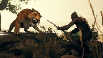人類進化サバイバルADV『Ancestors: The Humankind Odyssey』約8分間のゲームプレイ映像!