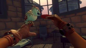 ハヤブサを育てる鷹狩ACT『Falcon Age』のPC版がEpic Gamesストアにて予約開始!